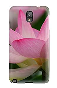 Discount Top Quality Case Cover For Galaxy Note 3 Case With Nice Flower Appearance