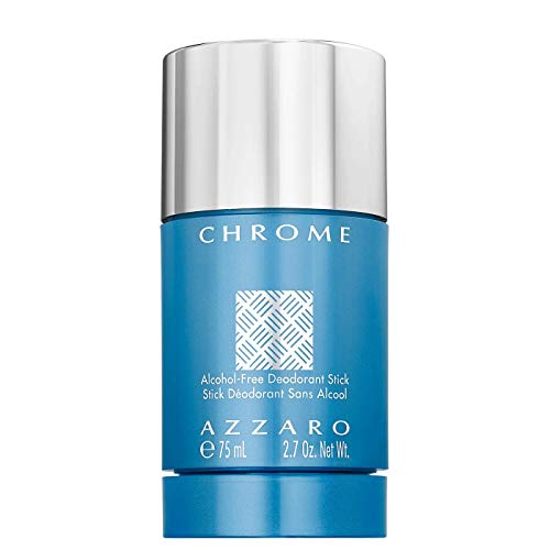 Chrome by Azzaro Deodorant Stick 2.7 oz / 80 ml (Men)
