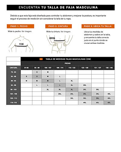 Reducción Muslos Control Abdomen Faja De Leo Beige Y aYZwX