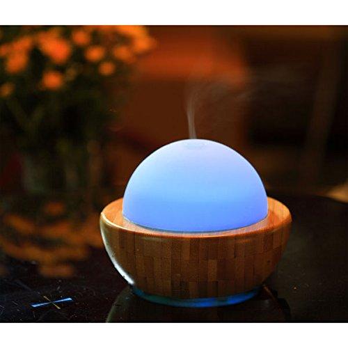 SPT Ultrasonic Aroma Bamboo Base Diffuser/ Humidifier