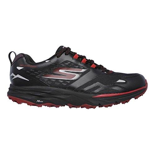 Skechers de hombre gotrail Adventure Trail Running Shoe Negro