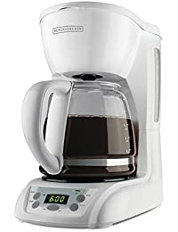 Black Decker Programmable Coffeemaker Dlx1050W Noticeable