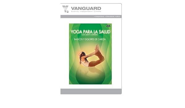 YOGA PARA SALUD - BASICOS/ DOLORES DE CABEZA: Amazon.es ...