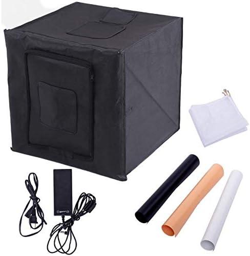 Portable Photo Studio LED Foldable 32