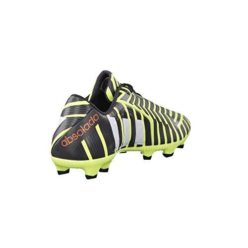 Scarpe grigio Absolado Predator colore Instinct Nero nero FG calcio Adidas giallo da fIqAZxHH