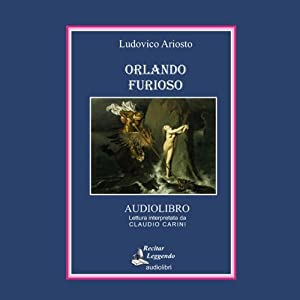 Orlando Furioso (The Frenzy of Orlando) Audiobook