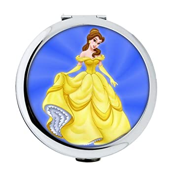Amazon Com Lvcpa Endearing Beauty And The Beast Round Shaped