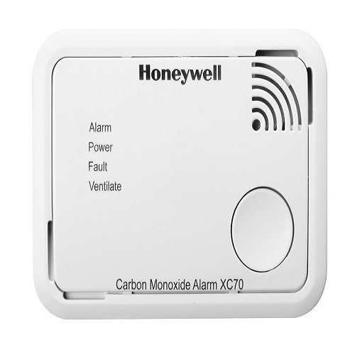 -[ Honeywell XC70-EN Battery Operated Carbon Monoxide Detector  ]-