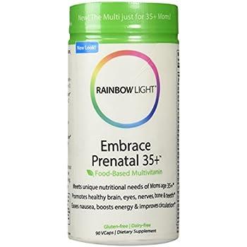 Amazon Com Rainbow Light Embrace Prenatal 35