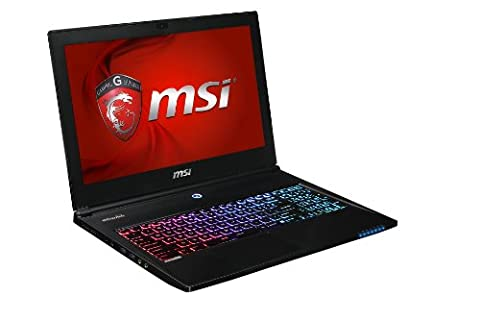 MSI GS-Series GS60 GHOST-003;9S7-16H212-003 15.6-Inch Laptop (Msi Laptop Gtx 860)