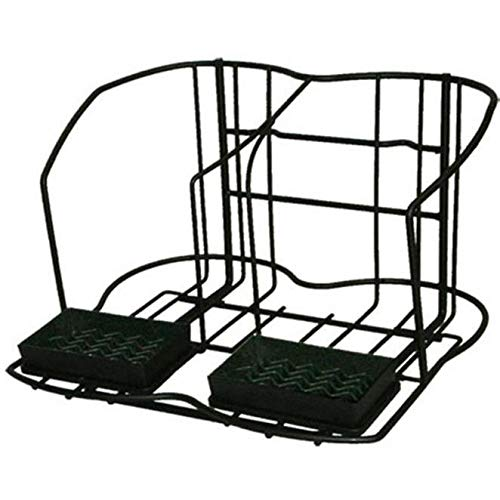 Commercial Two 2 Pot Station Airpot Rack Coffee Dispenser Stand Server APR2