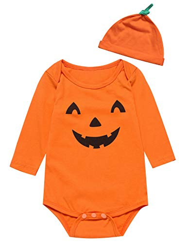 Baby Boys Girls Outfit Set Long Sleeve Cartoon