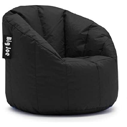 Bon Big Joe Milano Bean Bag Chair Multiple Colors, Provides Ultimate Comfort,  Great For Any