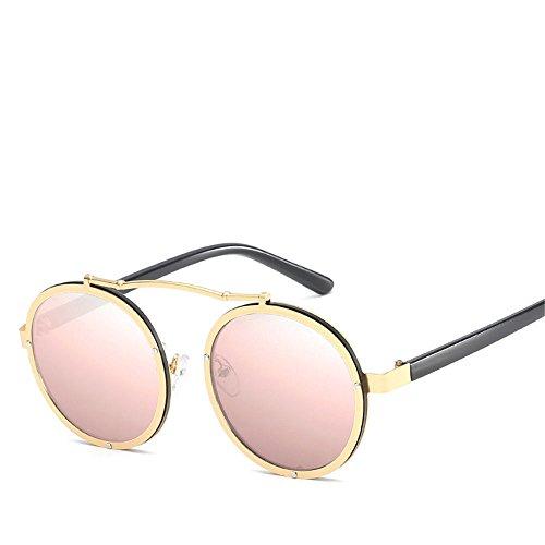 Chahua Fashion lunettes de soleil Lunettes rétro cadre rond FASHION, lunettes