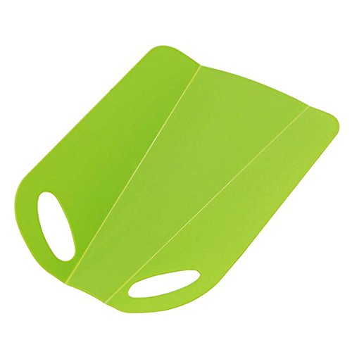 Flexible Plastic Folding Chopping Cutting Board Kitchen (2) from MYEDO