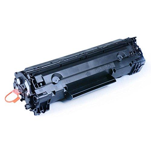 3 Pack Black 3483B001 Laser Toner Cartridges For Canon 126 ImageClass LBP6200d