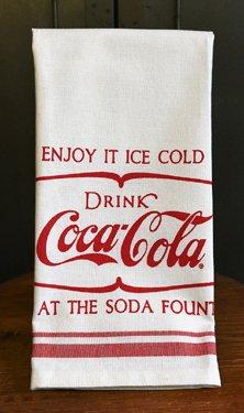 Coca Cola Tea Towels