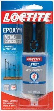 Loctite 1919325 0.85 Oz Metal & Concrete Epoxy