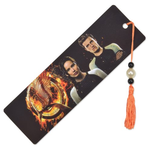 The Hunger Games Catching Fire Katniss And Peeta Bookmark -