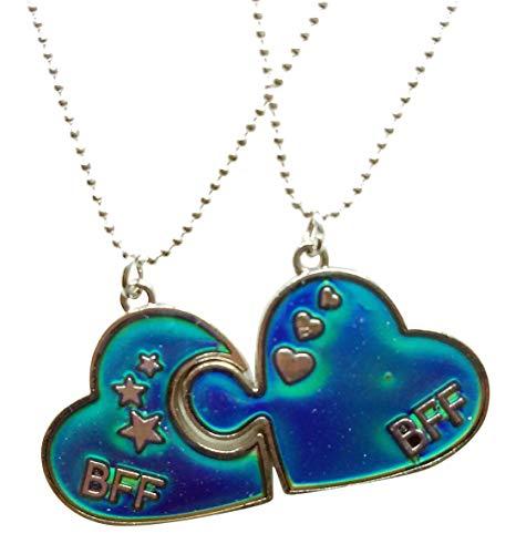 Cool Jewels Mood Best Friend Heart Puzzle