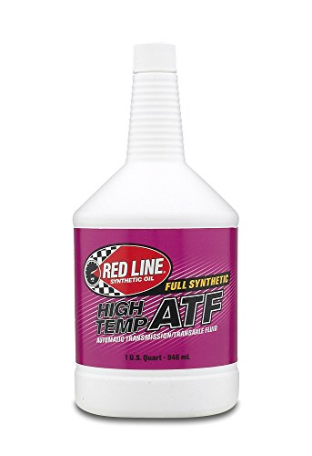 Red Line 30204 High Temperature Automatic Transmission Fluid (ATF) - 1 Quart, (Pack of 12) by Red Line Oil