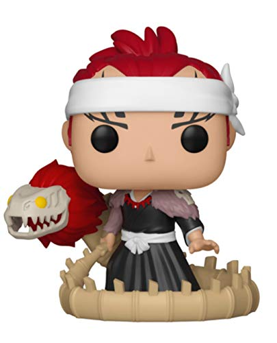 Funko Pop Renji with Bankai Sword, 9 cm Bleach Exclusivo