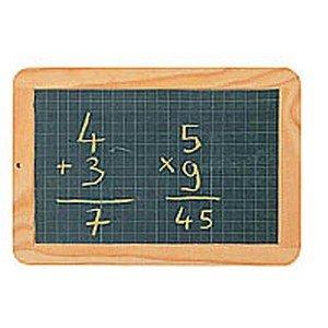 Standardgraph, 18x26cm: 120112Slate Board Wood Frame