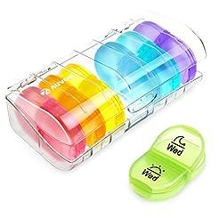 AUVON iMedassist Portable Daily Pill Org...