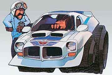 アメリカレベル オールドスクール トランス ウム タイアーバード 01747 プラモデルの商品画像