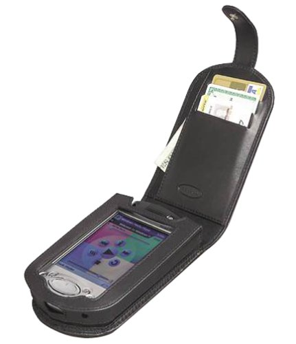 Belkin Leather Flip Case for iPaq PDAs ()