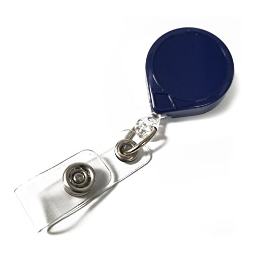 KEY-BAK MINI-BAK I.D. Badge Retractable Reel with 36