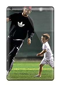 Audunson Ipad Mini/mini 2 Hybrid Tpu Case Cover Silicon Bumper David Beckham Soccer