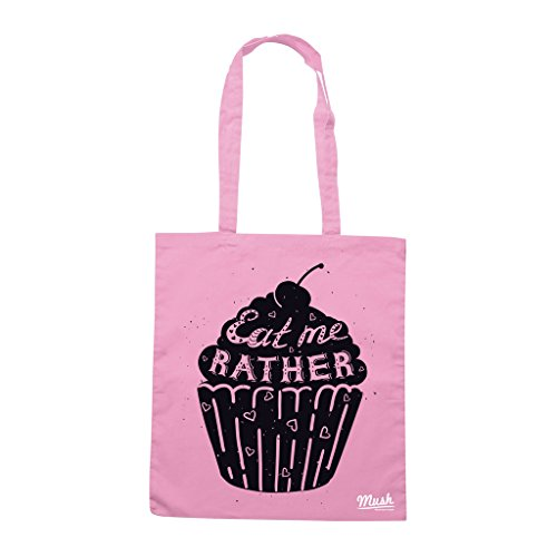 Borsa LOVELY CUPCAKE MANGIAMI - Rosa - MUSH by Mush Dress Your Style