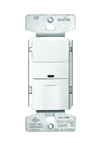 Occupancy Sensor Wiring (Eaton VS306U-W-K 180-Degree Passive Infrared Occupancy Sensor Switch, 450 sq ft.)