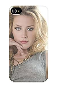Amber Heard Case Compatible With Iphone 4/4s/ Hot Protection Case