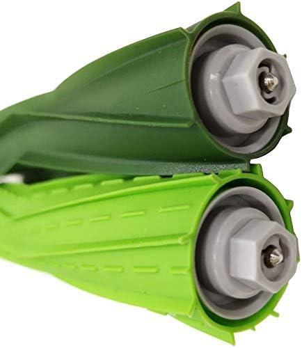 Pièces de rechange pour brosses série iRobot Roomba i7 i7 + / i7 Plus E5 E6 E7, kits de remplacement pour fixations Roomba i & e séries - Home Robots