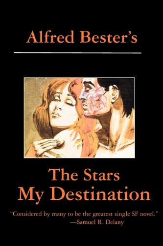 Book cover for The Stars My Destination