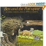 Ben and the Porcupine, Carol Carrick, 0395301718