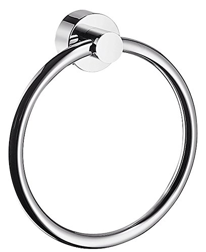 Hansgrohe 41521000 Axor Uno Towel Ring - Chrome