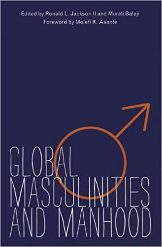 Book Global Masculinities and Manhood (2013-08-15)