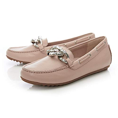 Bailarinas Moda Beige In Carne Mujer Para Pelle Color wEEqRr