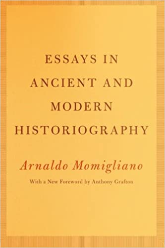 examples of historiography papers