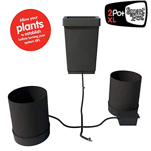 AutoPot Smart Pot 2 Pot XL System with 12.4 gal Tank (5 gal Smart Pots)
