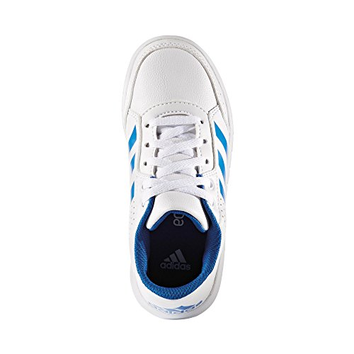 adidas Altasport K, Zapatillas de Running Unisex Niños Multicolor (Ftwr White/blue/ftwr White)