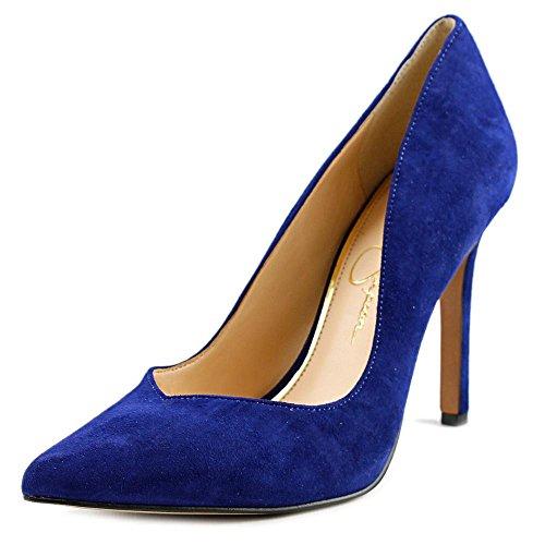Jessica+Simpson+Women%27s+Cylvie+Dress+Pump%2C+Deep+Azul%2C+7.5+M+US