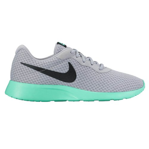 super popular release date: save up to 80% Nike Herren Tanjun Laufschuhe, Grau(Wolfgrau/Schwarz ...