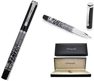 Bolígrafo decorativo en caja de regalo – diseño de barco de vela: Amazon.es: Oficina y papelería