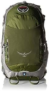 Osprey Packs Kestrel 32 Backpack (2015 Model) (Conifer Green, Small/Medium)