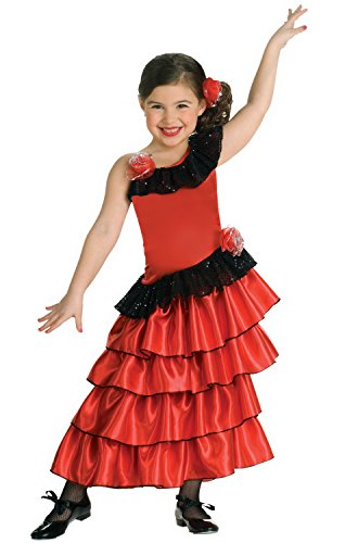 Spanish Princess Child Costume - -