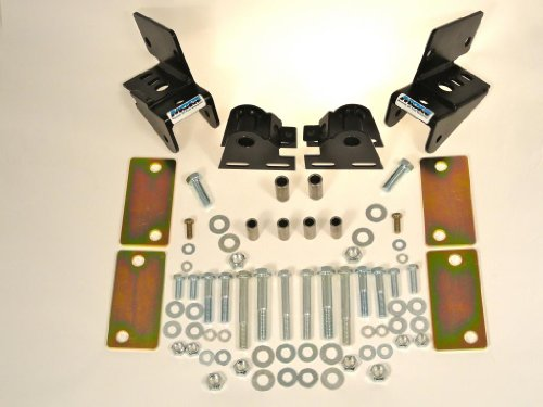M.O.R.E. 7686-4SB Shackle Reversal Systems (S.R.S.)